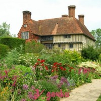 сад в английском стиле